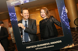 Mark and Kirsty Fintech Awards